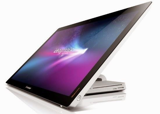 превращение моноблока Lenovo IdeaCentre A720 в планшет