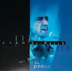 album au nom de la prose yvan st barth