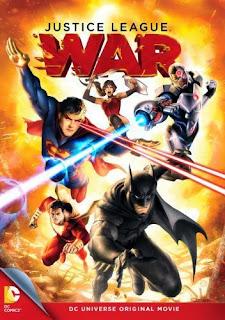 Assistir Liga da Justiça Guerra Dublado ou Legendado 2014