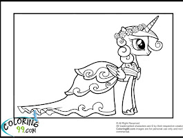 Baby Rainbow Dash Coloring Page