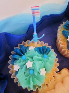 Cupcakes Azules, parte 3