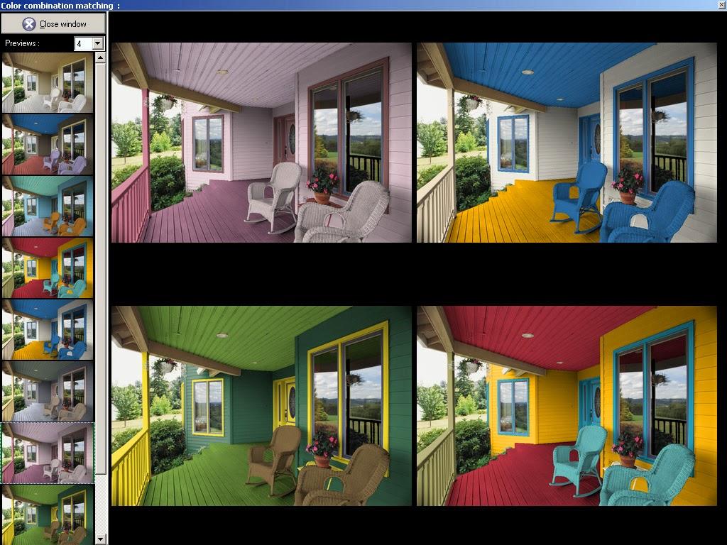 Tips memilih warna cat rumah bagus dan minimalis - Cat Eksterior Rumah Yang Bagus