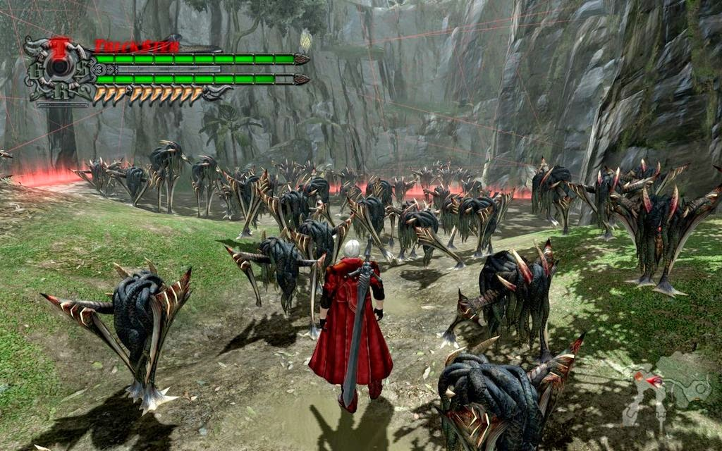 Download Game PC Devil May Cry 4 Full Version
