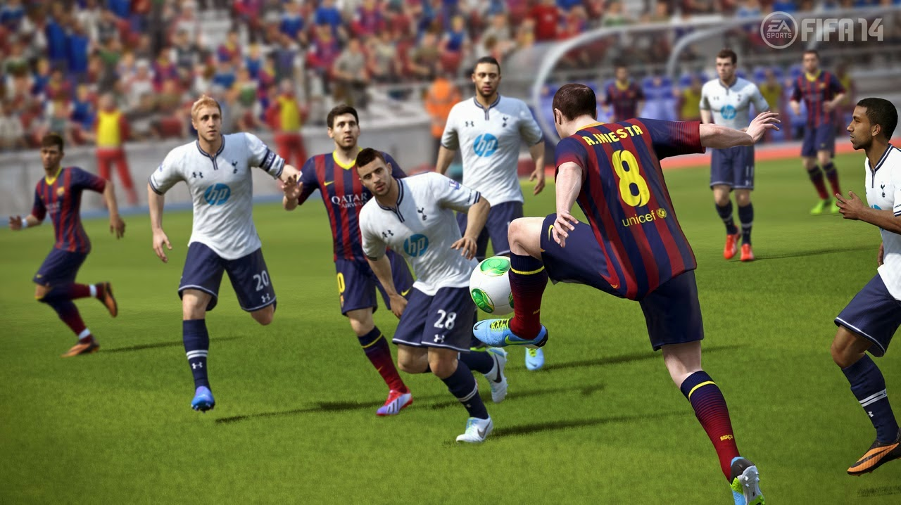 FIFA 14 Ultimate Edition - Download Game PC Iso New Free