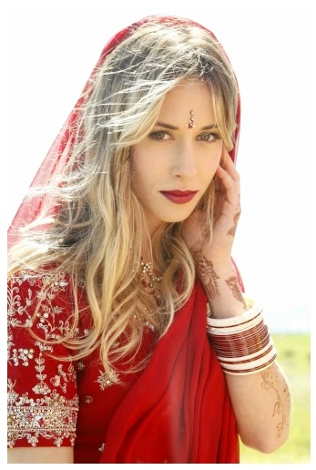 90210 The Indian Wedding That Dress The season finale of 90210 saw Ivy