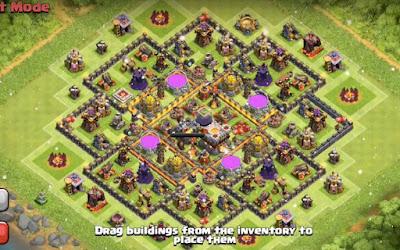 Ayuntamiento 10 farming Base