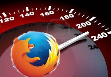 increase mozilla's speed