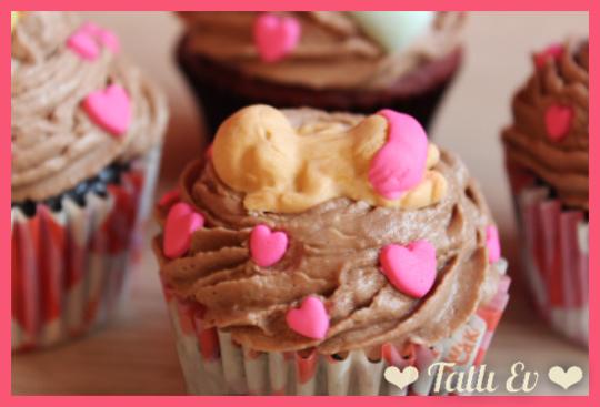 baby shower bebek partisi doğumgünü cupcakeleri