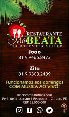 RESTAURANTE MÃE BEATA