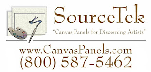 Canvas panels for Discerning Artists