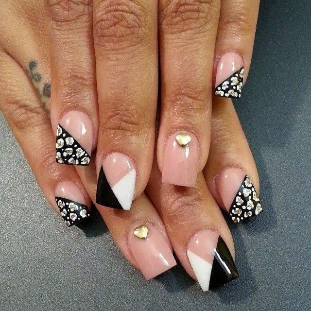 Ladies Nails Ideas..