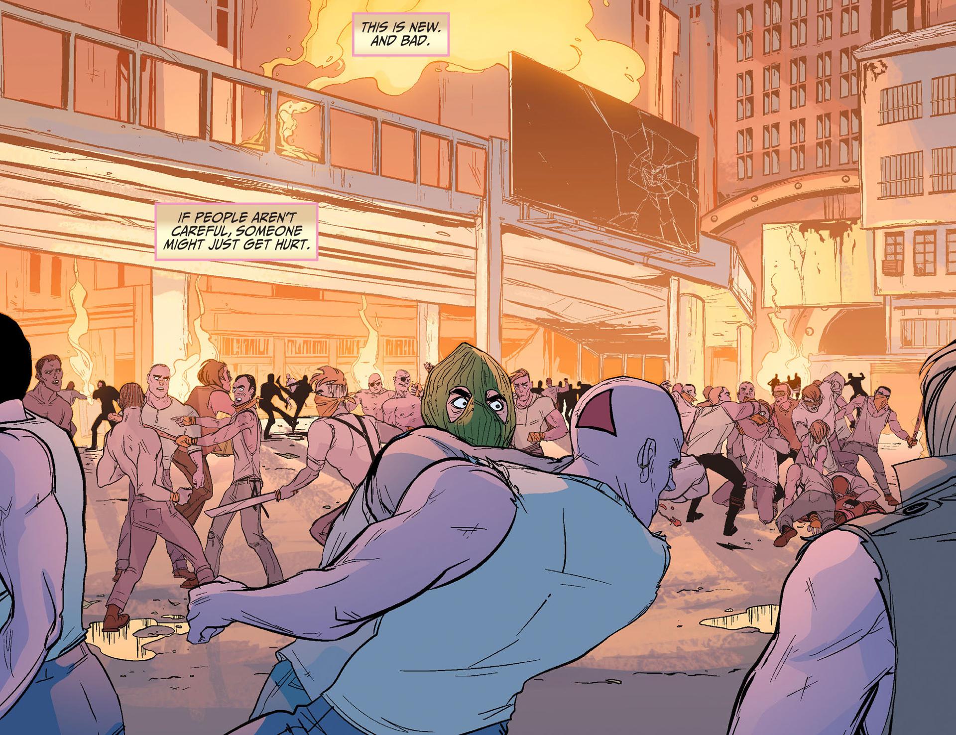 Batman Beyond (2012) Issue #27 #27 - English 6