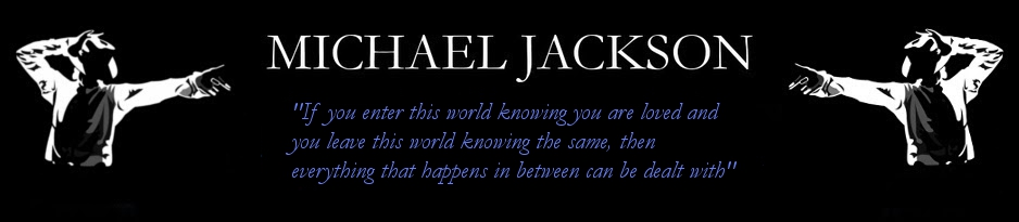 MICHAEL JACKSON BLOG
