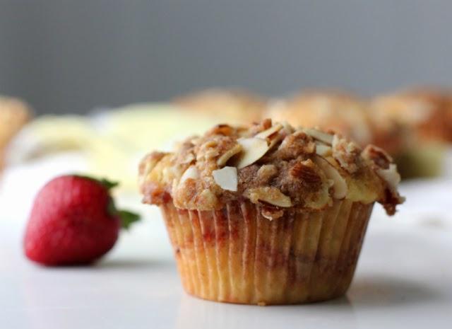 Jam Filled Muffins