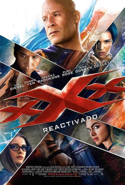 Poster de xXx: Reactivated