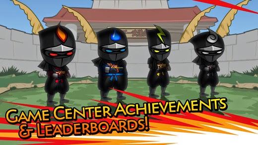 Ninjas Infinity Gameplay IOS / Android