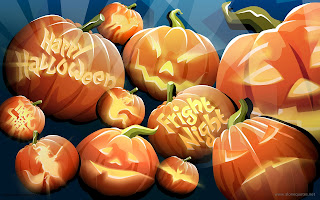 Halloween HD wallpapers - 023