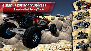 ULTRA4 Offroad Racing Android Game