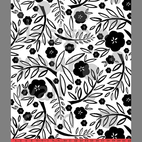 Black and white wallpaper designs images magazine for Black and white wallpaper designs