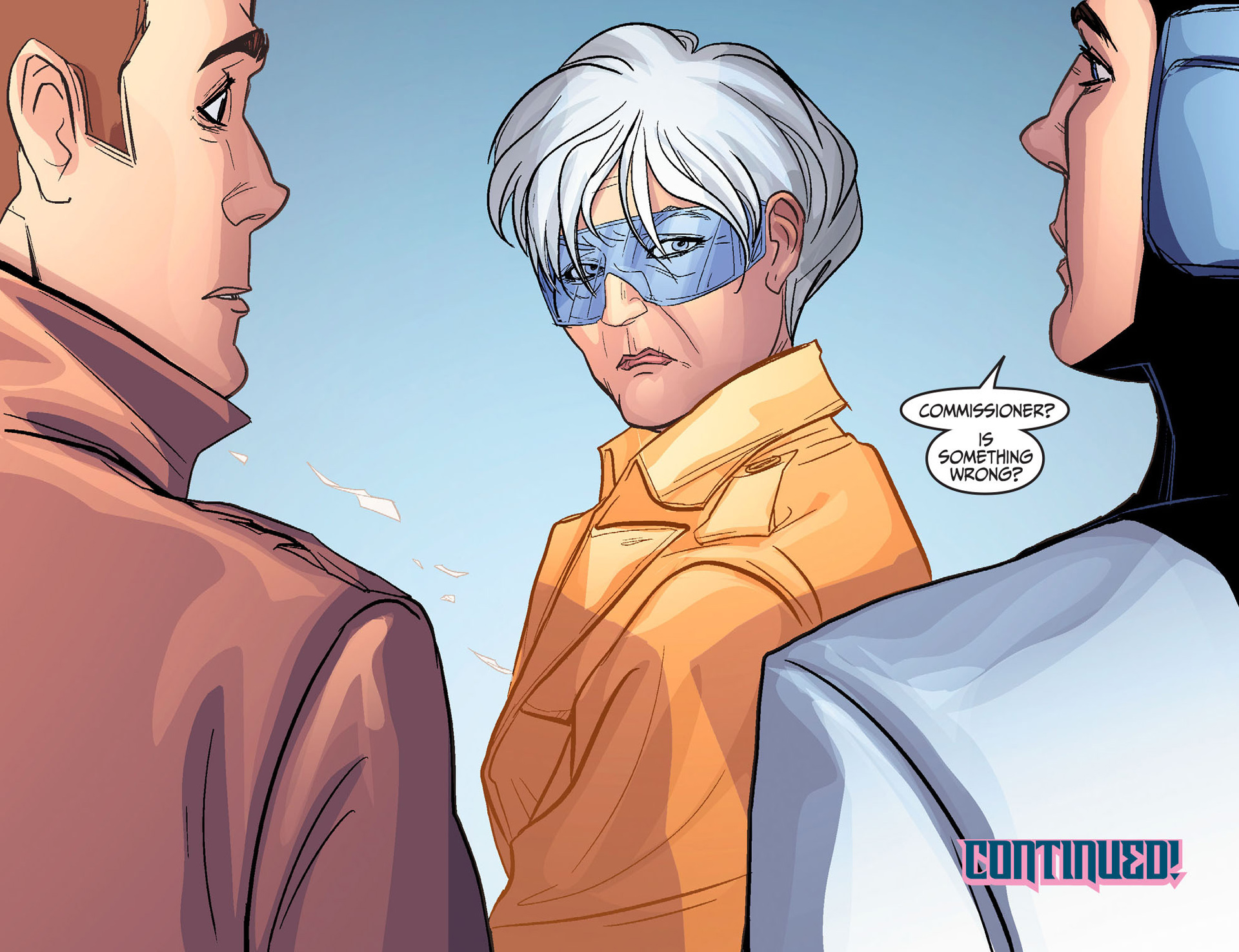 Batman Beyond (2012) Issue #27 #27 - English 22
