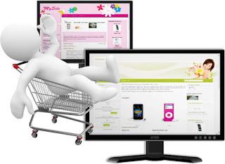 Template Toko Online Untuk Blogspot