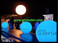 Jual Balon light / Balon Lampu