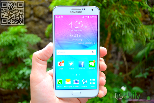 Samsung Galaxy E7 Review