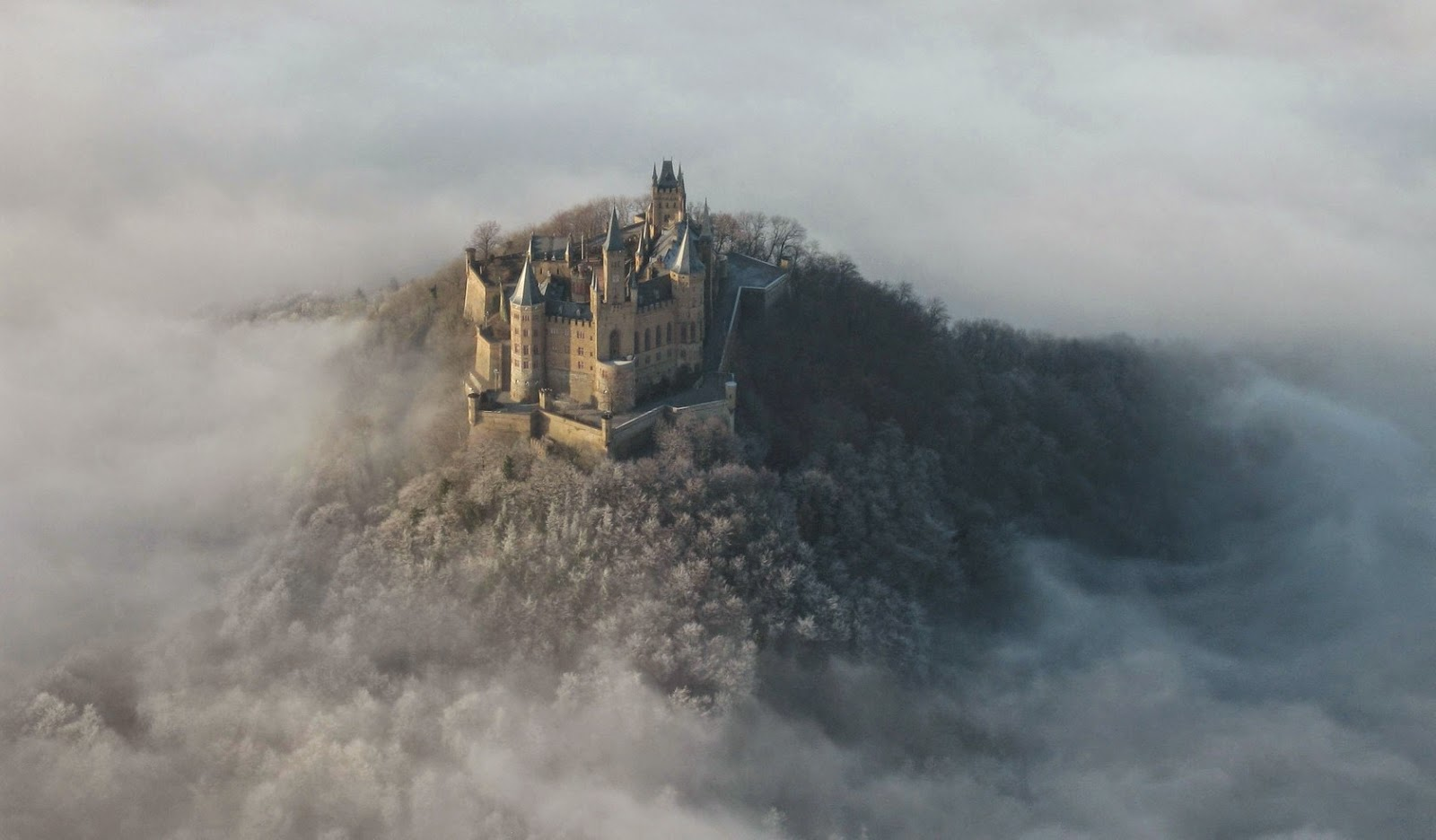 Aerial views of fairy tale castles from around the world | MNN ...