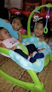 Mizy + Ebby = Aisya, Auliya & Aliya
