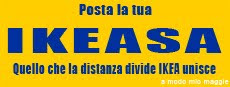 Posta la tua Ikea-sa!!