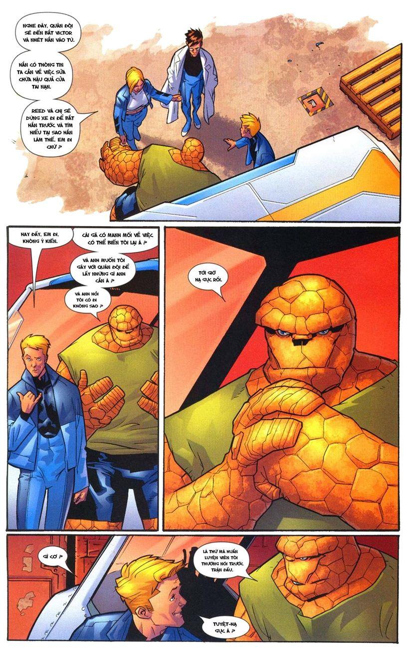 Ultimate Fantastic Four chap 10 - Trang 19