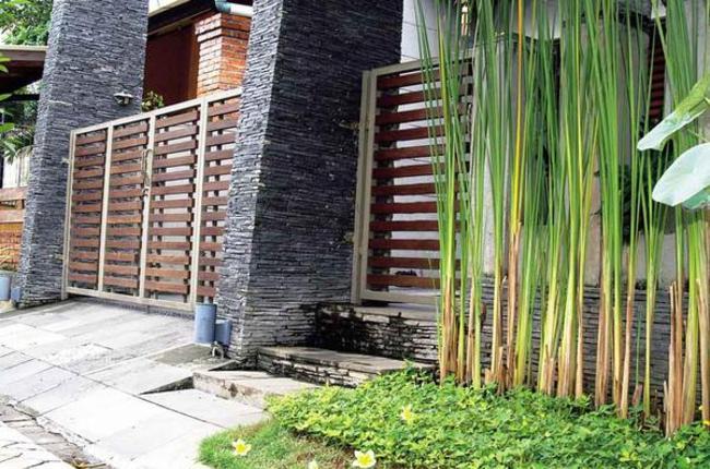 inspirasi interior dan eksterior rumah biaskan kesan kaku
