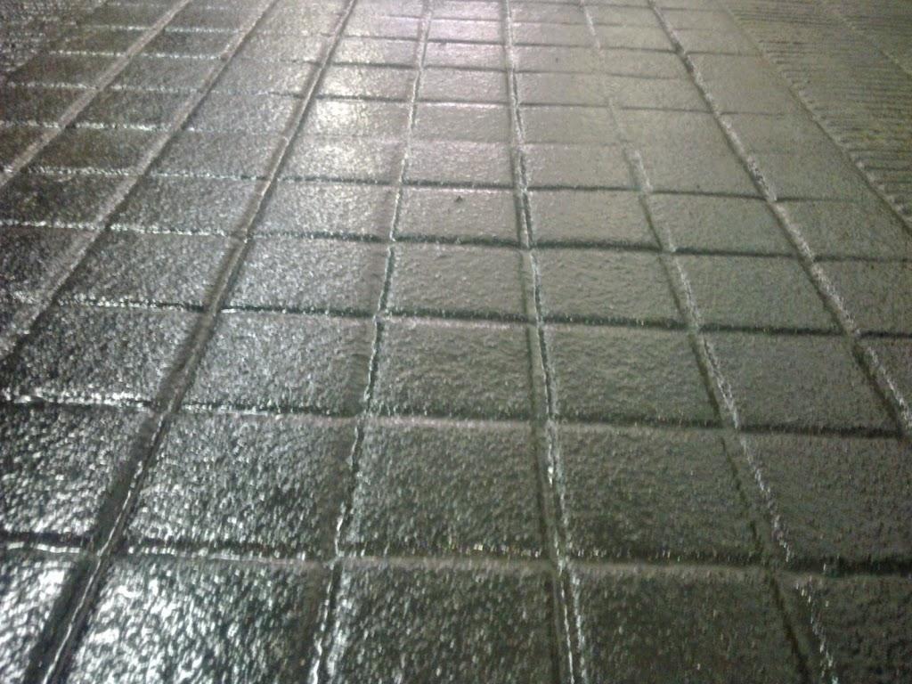 Hormign impreso para garajes Hormign impreso y pulido en Granada