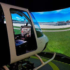 Bell 206 Simulator in Switzerland