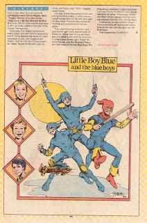 Chicos Azules (ficha dc comics)