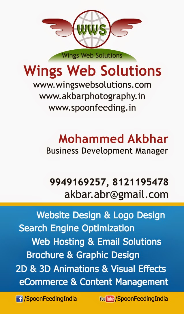 Web Design Company, SEO, SMO Services & Web Hosting in Hyderabad, India