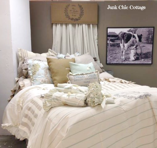 Junk Chic Cottage French Laundry Home