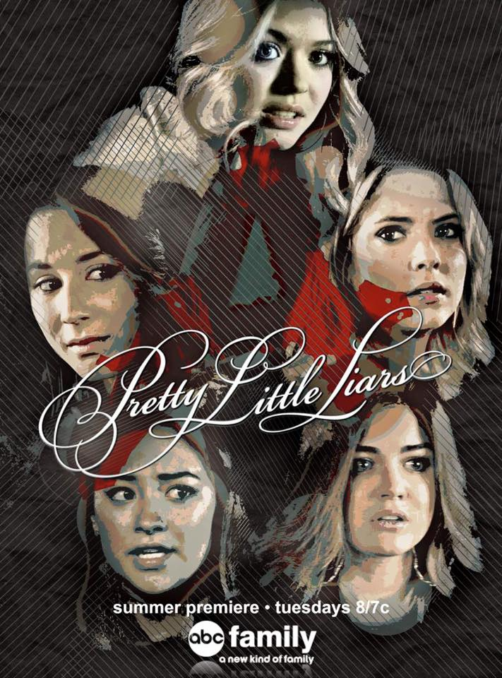poster Pretty Little Liars 6