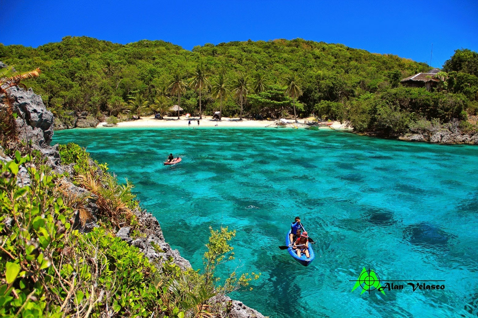 How To Get To Halea Nature Park Masbate