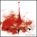 My Tide CD - Love, lies, anguish