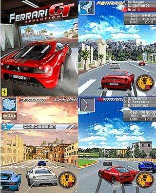 Jogos Nokia Para Celular Ferrari GT Evolution