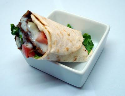Dürüm Kebab de Seitán
