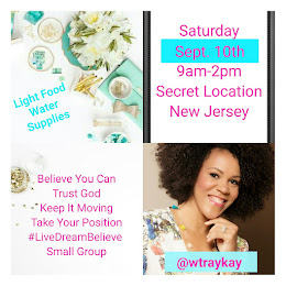 REGISTER TODAY, JOIN US...SEPT. 10TH- LIVE.DREAM.BELIEVE