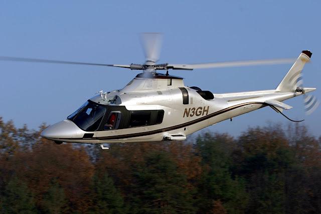 Gambar Helikopter Agusta Westland AW 109 - 19