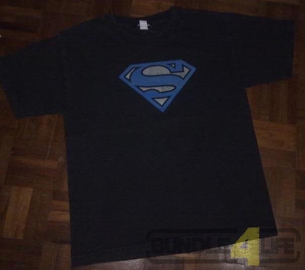 Sold Dc Comics X Adidas Dwight Howard Superman Shirt