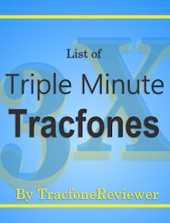 tracfone triple minutes