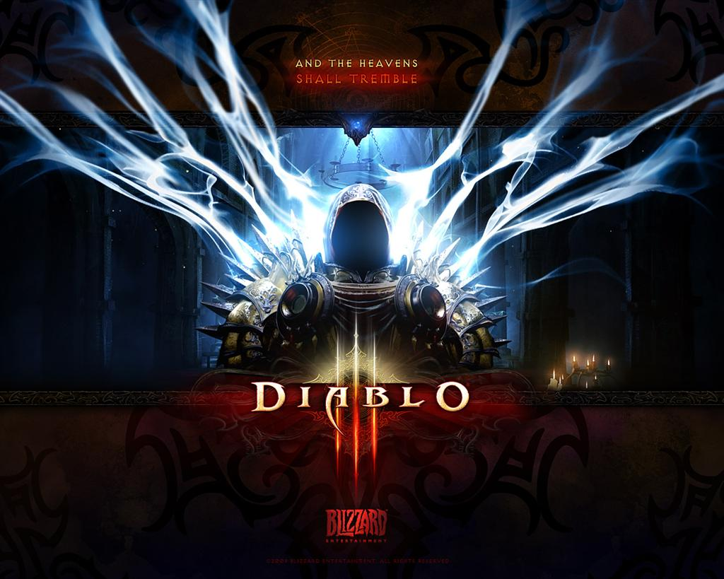 Diablo HD & Widescreen Wallpaper 0.819137161609233