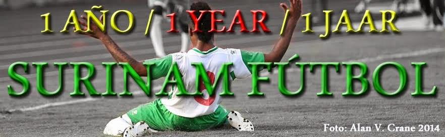 Surinam Fútbol