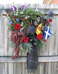 Looking for something a bit different? Find more of my wreaths on Etsy