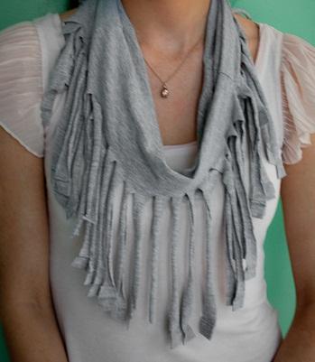 createlive fringe scarf diy